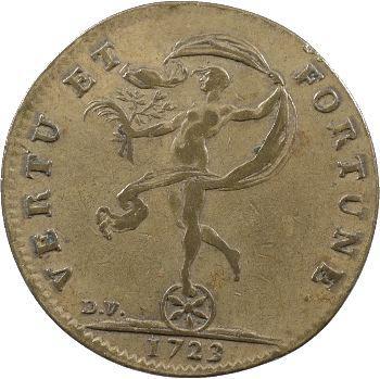 Provence, Geoffroy et Marguerite-Delphine de Valbelle, 1730 Paris