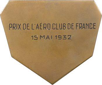 Algérie, Aéro-club d'Algérie, par R. C. Ireland, 1932