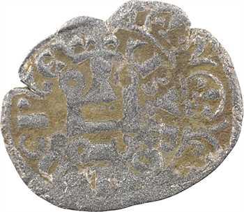 Bourgogne (duché de), Eudes IV, tiers de gros ou maille tierce, s.d. (c.1337-1340)