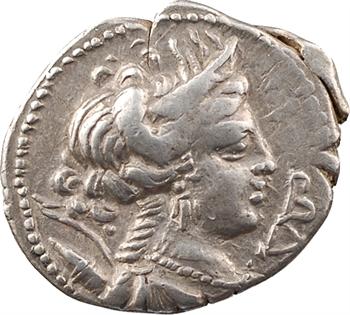 Marseille, drachme légère ou tétrobole MASSALIHTWN, c.150-130 av. J.-C