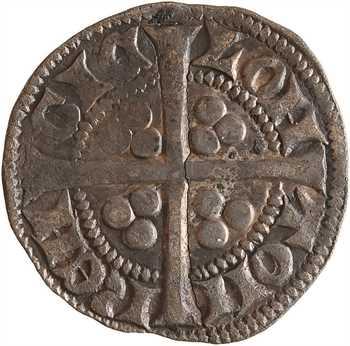 Lorraine (duché de), Ferri IV, esterlin, s.d. (1312-1329) Nancy
