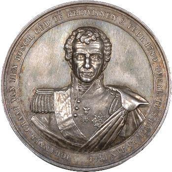 Indonésie, Comte Jean Van Den Bosch, gouverneur de Java, 1844