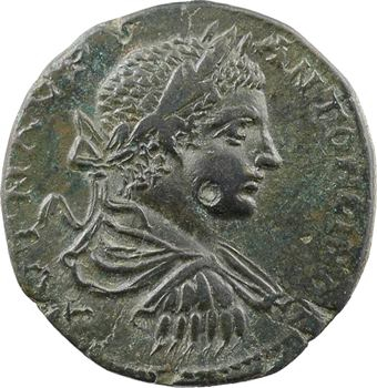 Moésie inférieure, Nicopolis, Élagabale, moyen bronze AE27, 218-222