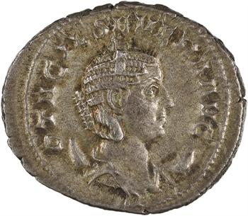 Otacilia Severa, antoninien, Rome, 249
