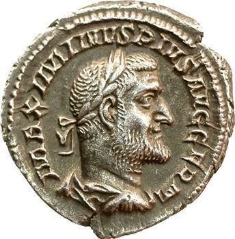 Maximin Ier le Thrace, denier, Rome, 235-236