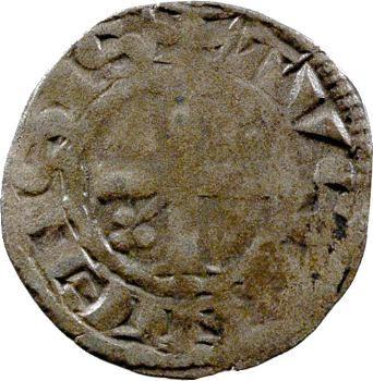 Bourgogne (duché de), Hugues IV, denier, Auxonne