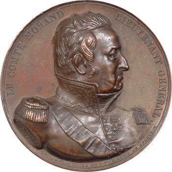 Égypte, le général Morand vainqueur de Mourad Bey devant Héliopolis, 1844 Besançon (?)