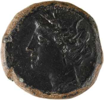 Sicile, Syracuse, Agathoklès, litra, 317-289 av. J.-C