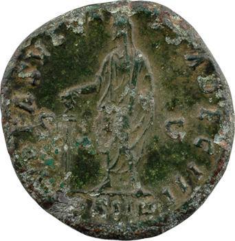 Antonin le Pieux, sesterce, Rome, 158-159