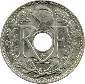 IIIe République, 5 centimes étoile, 1938 Paris