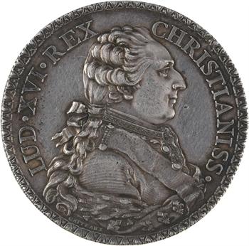 Languedoc (États de), Louis XVI, grand jeton, 1787 Paris