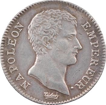 Premier Empire, 1 franc calendrier révolutionnaire, An 13 Paris