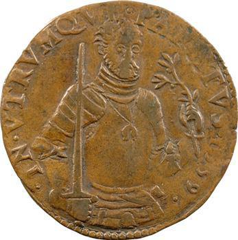 Pays-Bas méridionaux, Flandre, Philippe II, jeton du bureau des finances, 1559