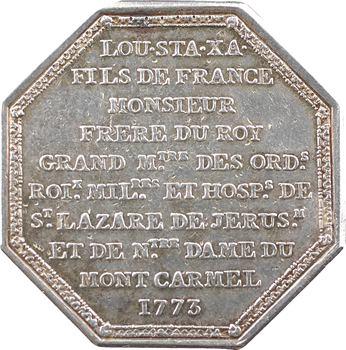 Ordres du Roi, Ordre du Mont-Carmel et de Saint-Lazare, 1773