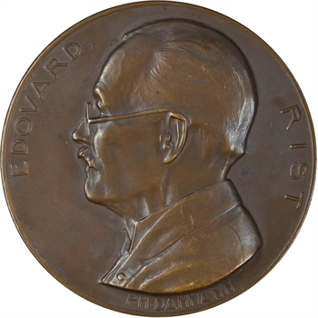Dammann (P.-M.) : Édouard Rist, médecin pneumologue, s.d. Paris