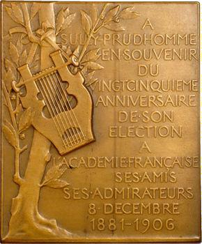 Chaplain (J.-C.) : Sully Prudhomme, 1907 Paris