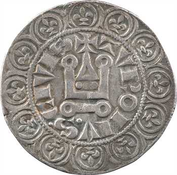 Philippe III, gros tournois