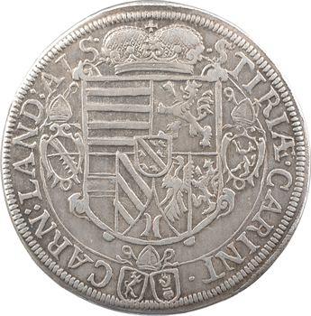 Alsace (landgraviat d'), Léopold V, thaler, 1620 Ensisheim