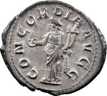 Volusien, antoninien, Rome, 252