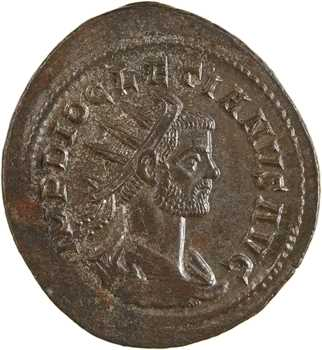 Dioclétien, aurelianus, Rome, 285