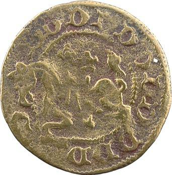 Saint Empire, Sigismond de Luxembourg, méreau au cheval, s.d