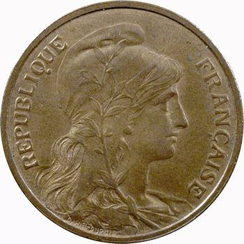 IIIe République, 5 centimes Daniel-Dupuis, 1910 Paris