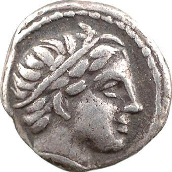 Macédoine, Philippe II, 1/5e de tétradrachme, Amphipolis, c.323-315 av. J.-C.