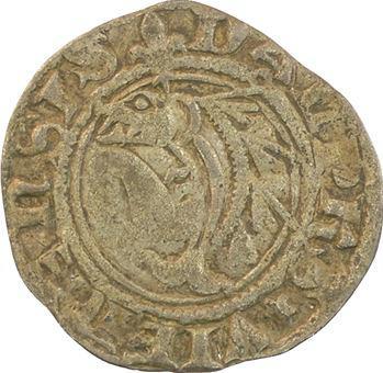 Dauphiné, Viennois (dauphins du), Charles VII roi et dauphin, liard au dauphin, Romans