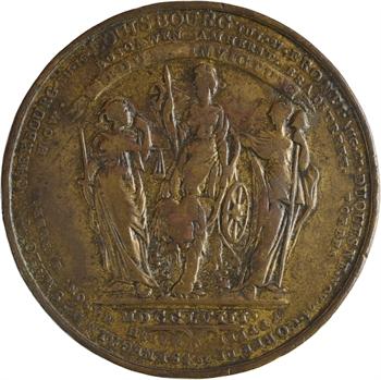 Royaume-Uni, Georges II, la bataille des Cardinaux (baie de Quiberon), 1759 Londres