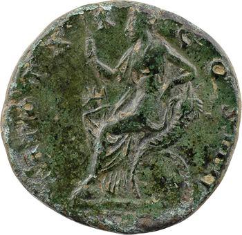 Antonin le Pieux, sesterce, Rome, 157-158