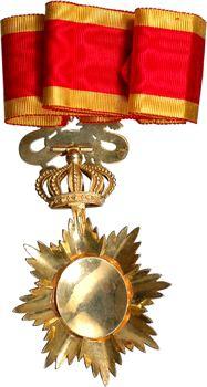 Annam (empire d'), Ordre du Dragon, bijou de Commandeur
