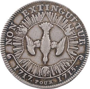 Ordres du Roi, Ordre du Saint-Esprit, Louis XV, 1717 pour 1715