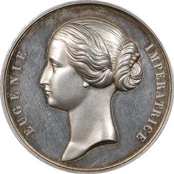 Second Empire, Eugénie et l'Exposition nationale de Nantes, 1861 Paris