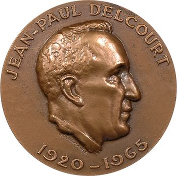 Ve République, le transporteur de soufre liquide Président Delcourt, par Delamarre, 1972 Paris
