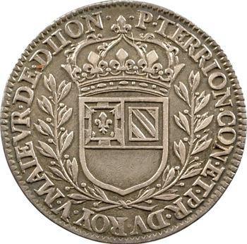 Bourgogne, Dijon (mairie de), Pierre Terrion, maire, 1641