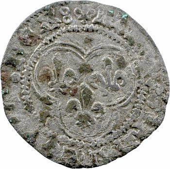 Charles VII, double tournois, 3e émission, Toulouse
