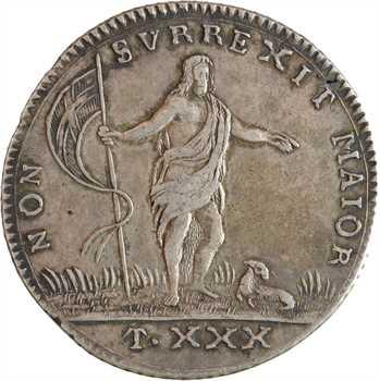 Malte, Emmanuel Pinto, XXX tari, 1757 La Valette