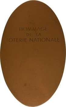 Ve République, la Loterie Nationale, par Janine Boyer, 1969 Paris