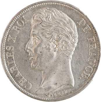 Charles X, 2 francs, 1830 Paris
