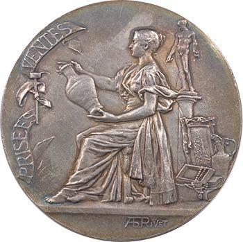 Rivet (A.) : centenaire des Commissaires-priseurs du département de la Seine, 1901 Paris