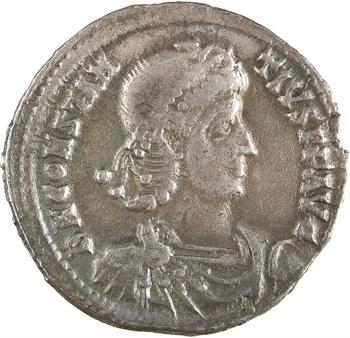 Constance II, silique, Sirmium, 351-355