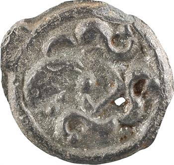 Suessions, potin au sanglier, classe I, c.60-30 av. J.-C.
