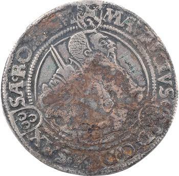 Allemagne, Saxe (duché de), Maurice, thaler, 1548 Freiberg