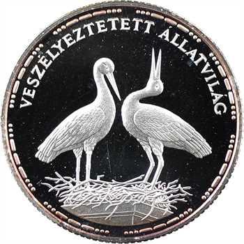 Hongrie (République de), 200 forint, 1992 PROOF