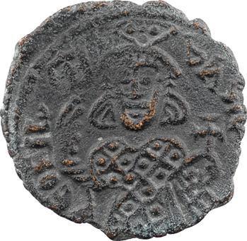 Théophile, follis, atelier provincial, s.d. (829-842), atelier provincial indéterminé