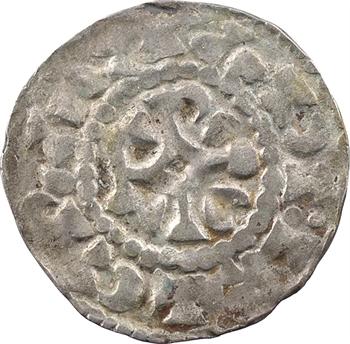 Troyes (comté de), Anonymes, époque d'Eudes II, denier, Troyes