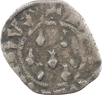 Bretagne (duché de), Charles de Blois, denier de Nantes, s.d. (1341-1350) Nantes