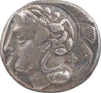 Lucanie, Vélia, didrachme, c.440-400 av. J.-C.