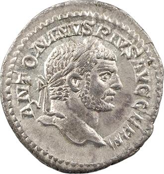Caracalla, denier, Rome, 215