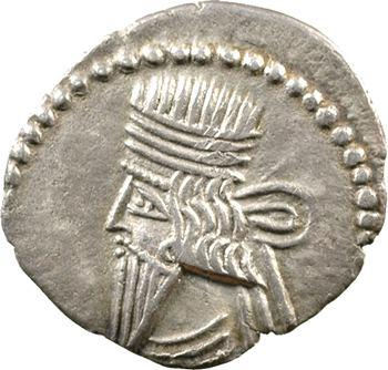 Royaume Parthe, Vologèse III, drachme, c.105-147